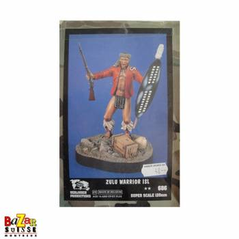 Zulu Warrior ISL - figurine Verlinden