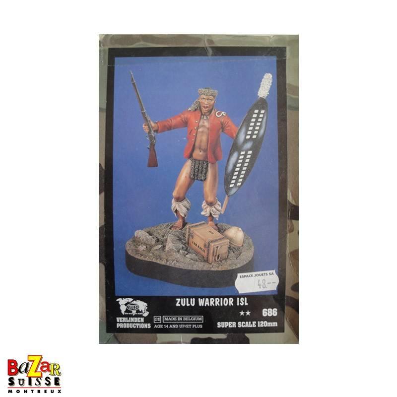 Zulu Warrior ISL - Verlinden Figurine