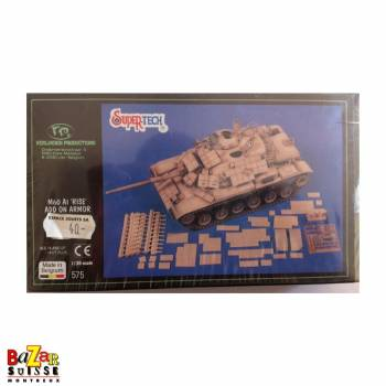 M60 A1 rise add on armor - Verlinden