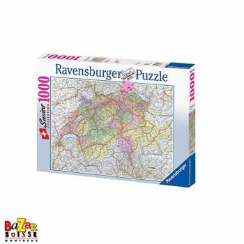 Swiss map - Ravensburger Puzzle