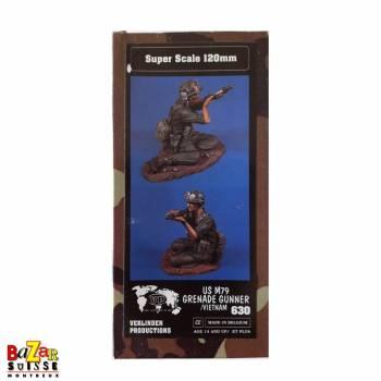 U.S. M79 Grenade Gunner/Vietnam - figurine Verlinden