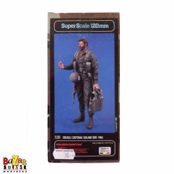 Israeli Captain Golani BDE 1985 - figurine Verlinden