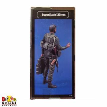 Israeli Captain Golani BDE 1985 - Verlinden Figurine