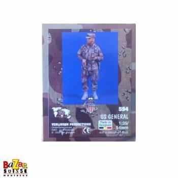 US General - figurine Verlinden