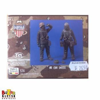 US CBR dress - Verlinden Figurine