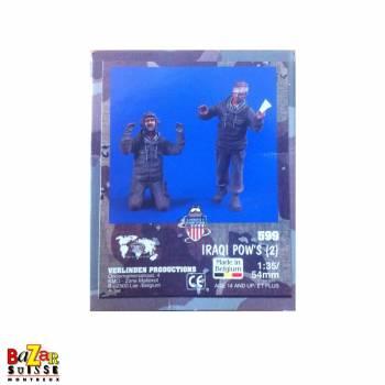 Iraqi Pow's - Verlinden Figurine